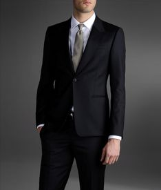 EMPORIO ARMANI - One button suit