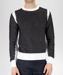 Top or SweaterReady to Wear90% Cotton, 10% ElastaneBlack Bottega Veneta®