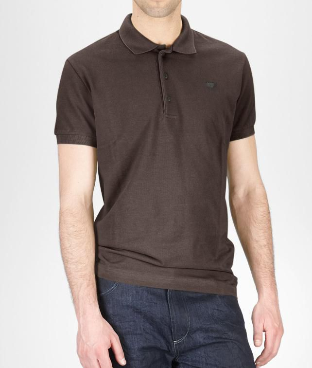 Cotton Piquet Polo Shirt