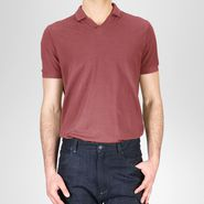 Cotton Piqué Polo Shirt - Top or Sweater - BOTTEGA VENETA - PE13 - 340