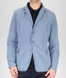 Coat or JacketReady to Wear100% CottonBlue Bottega Veneta