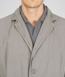 BOTTEGA VENETA - Coats and Jackets, Shadow Washed Light Cotton Jacket