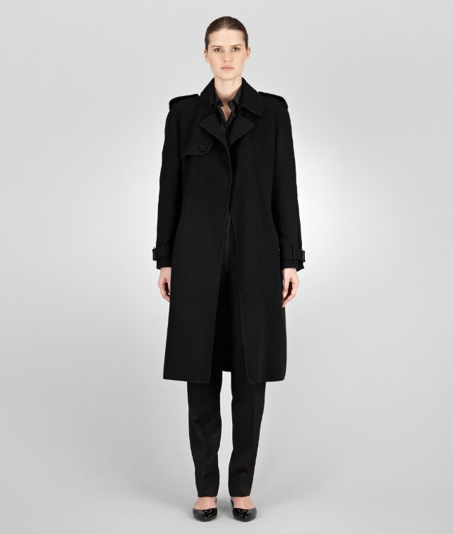 BOTTEGA VENETA Cashmere Trench Coat or Jacket D fp