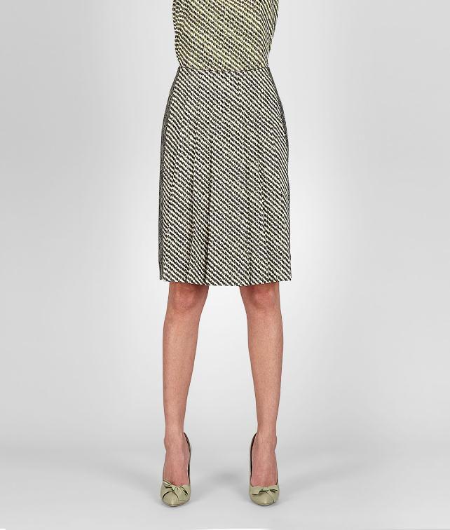 BOTTEGA VENETA Silk Printed Skirt Skirt or pant D fp