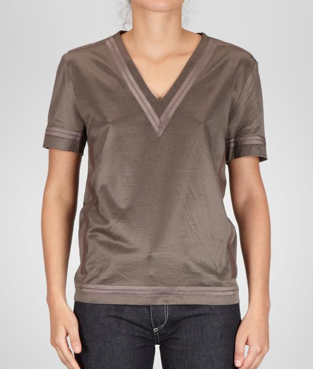 BOTTEGA VENETA Jersey Top Sweater and top D fp