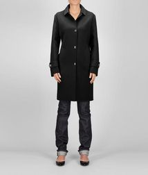 Coat or JacketReady to Wear100% CashmereBlack Bottega Veneta®