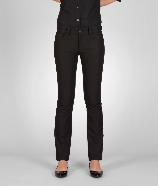 BOTTEGA VENETA Cotton Linen Pant Skirt or trouser D fp