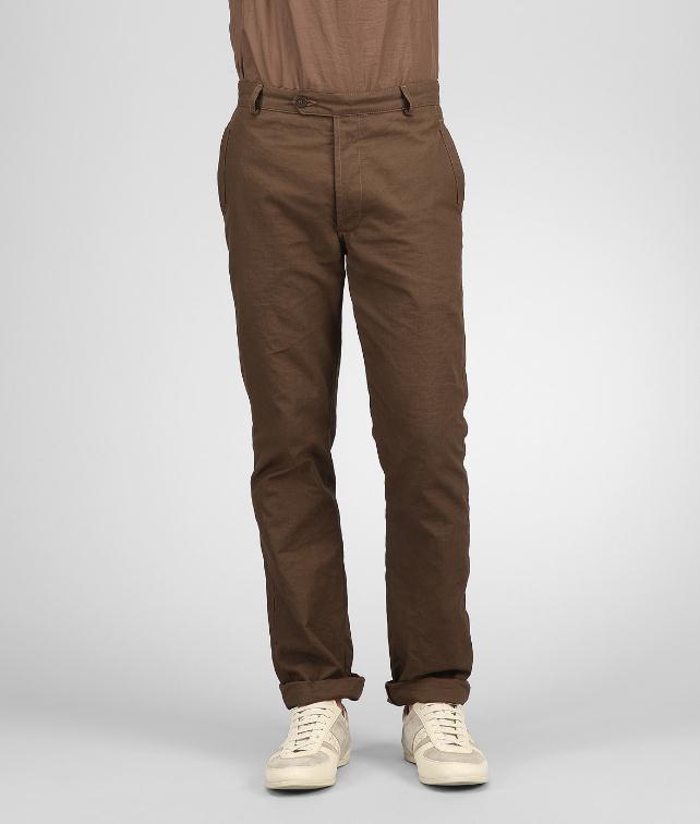 Cotton Linen Gabardine Pant