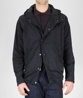 Soft Cloth Travel Hooded Blouson
