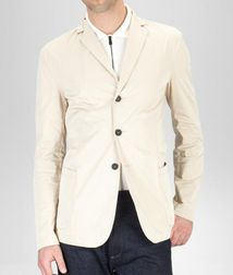 Coat or JacketReady to Wear70% Polyethylene, 30% PolypropyleneWhite Bottega Veneta