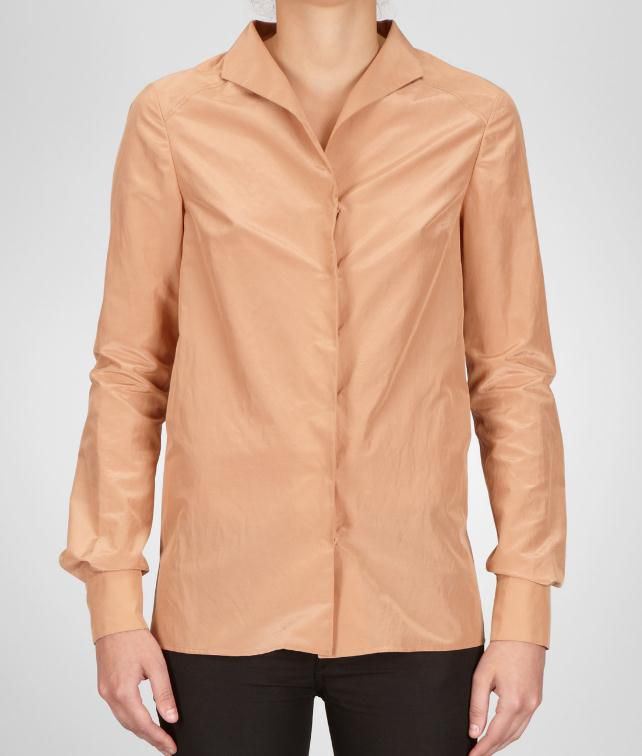 Cotton Silk Shirt