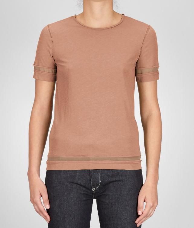 BOTTEGA VENETA Washed Jersey Top Sweater and top D fp