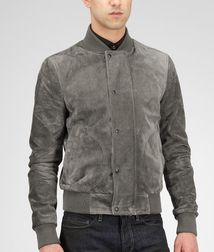 Coat or JacketReady to Wear100% LeatherGrey Bottega Veneta®