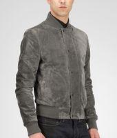 Cashmere Suede Jacket
