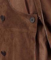 Reindeer Suede Coat