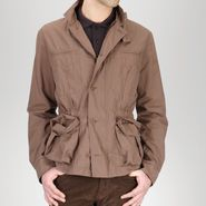 Washed Light Cotton Trench - Coat or Jacket - BOTTEGA VENETA - PE13 - 1400