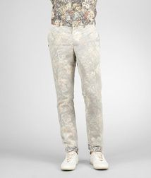 Trouser or jeansReady to Wear100% Silk, CottonGrey Bottega Veneta®