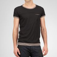 Washed Jersey Chiffon T-Shirt - Top or Sweater - BOTTEGA VENETA - PE13 - 630