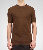 Crepe Cotton Sweater