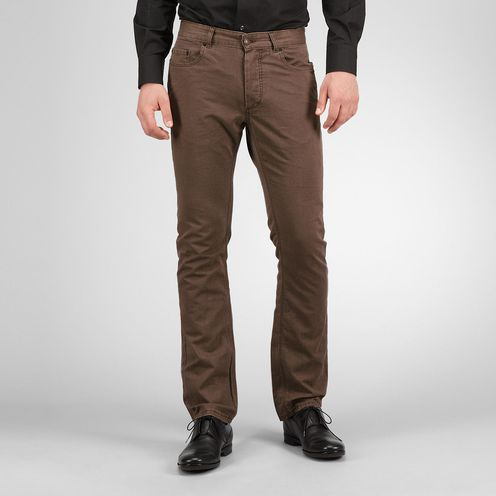 Trouser or jeansReady to Wear78% Cotton, 22% LinenBrown Bottega Veneta®