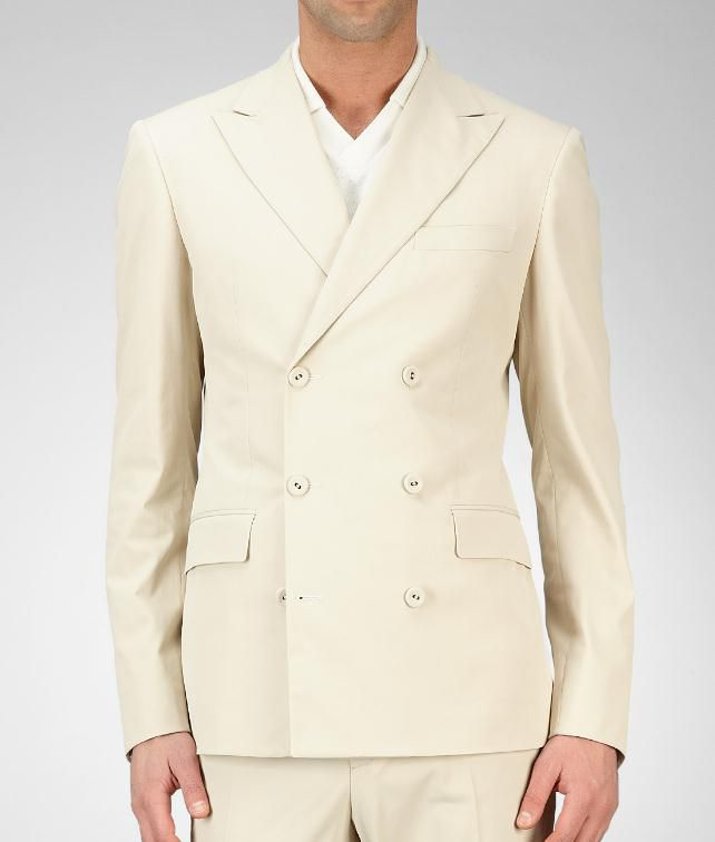 Cotton Tecno Gabardine Jacket