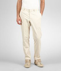 Jeans or PantReady to Wear60% Polyester, 4% PolyurethaneWhite Bottega Veneta