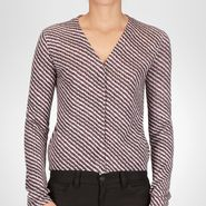 Fine Silk Printed Top - Sweater and top - BOTTEGA VENETA - PE13 - 1380