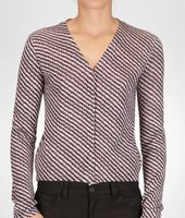 Bottega Veneta® Fine Silk Printed Top