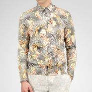 Floral Print Silk Sweater - Top or Sweater - BOTTEGA VENETA - PE13 - 1580