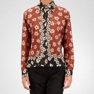 Marguerite Foulard Print Top -  - BOTTEGA VENETA - PE13 - 1150