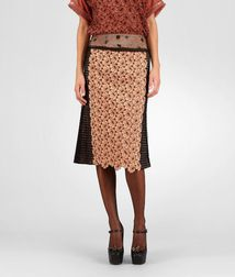 Skirt or pantReady to Wear65% Triacetate, 35% PolyesterPink Bottega Veneta