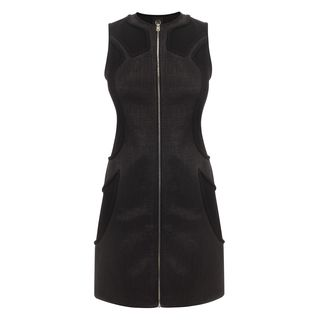 McQ, Dress, Raffia Lux Sport Mini-Dress