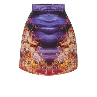 McQ, Skirt, Minerals Bell Skirt