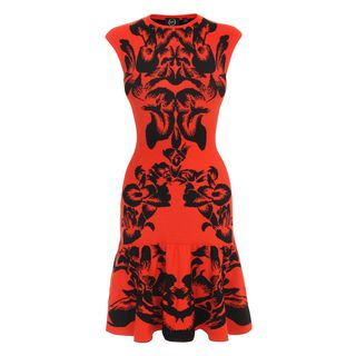 McQ, Dress, Iris Jacquard Dress