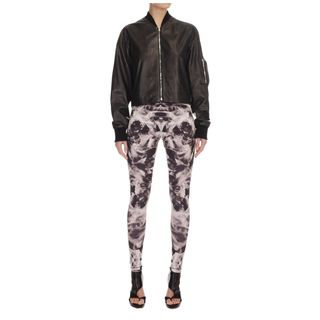 McQ, Leggings, Mirrored Iris Leggings