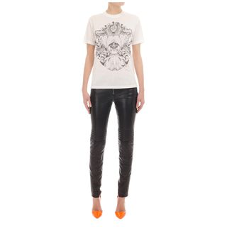 McQ, T-Shirt, Floating Iris T-shirt