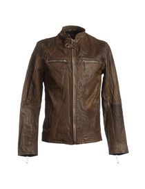 FIRETRAP - Leather outerwear