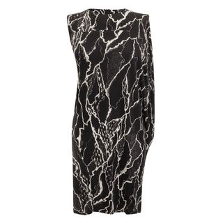 McQ, Dress, Lightening Lace Asymmetrical Dress
