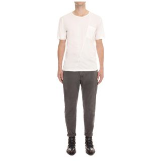 McQ, T-Shirt, Pocket Twisted T-shirt