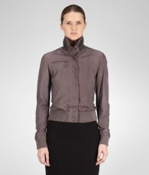 BOTTEGA VENETA - Coats and Jackets, Quetsche Washed Fine Nappa Jacket