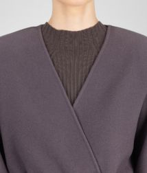 BOTTEGA VENETA - Coats and Jackets, Quetsche Double Cashmere Coat