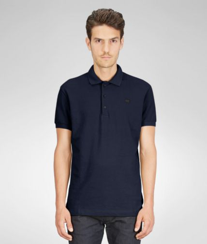 BOTTEGA VENETA - Cotton Piquet Polo Shirt