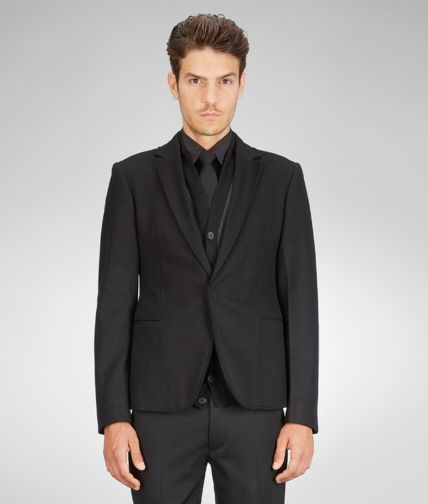 BOTTEGA VENETA - Soft Wool Cashmere Jacket