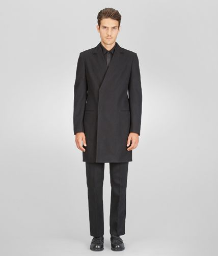 BOTTEGA VENETA - Soft Wool Cashmere Coat