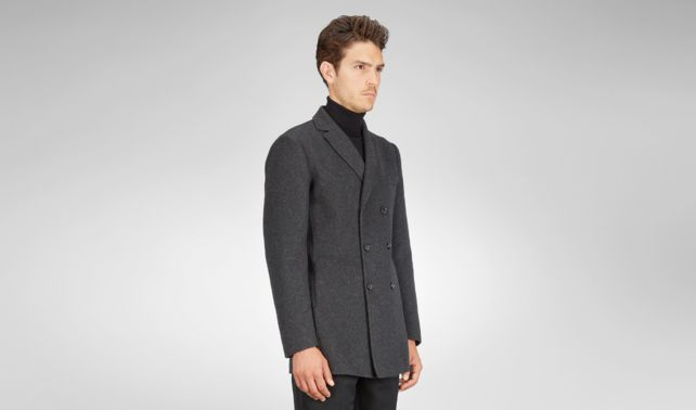 BOTTEGA VENETA - Double Cashmere Jacket