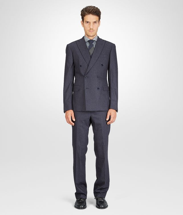 BOTTEGA VENETA Prusse Flannel Suit Formalwear or shirt U fp