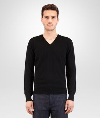 Nero Soft Cashmere Sweater