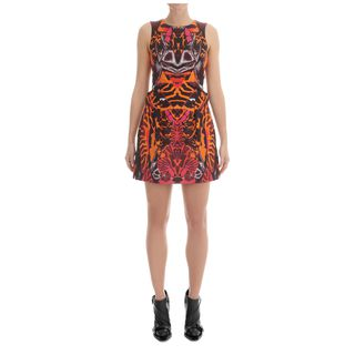 McQ, Dress, Kaleidoscope Beetle Party Dress