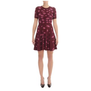 McQ, Dress, 3D Jacquard Flirty Dress