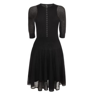 McQ, Dress, Hook And Eye Flirty Dress